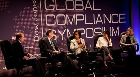 Jean Daniel LAINE jdl ethiconsult Dow Jones Global Compliance Symposium