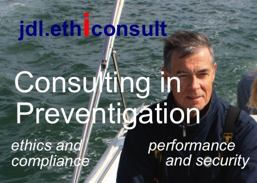 jdl ethiconsult consulting in preventigation