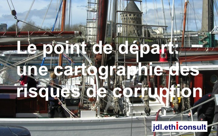 jdl ethiconsult le point de départ une cartographie des risques de corruption