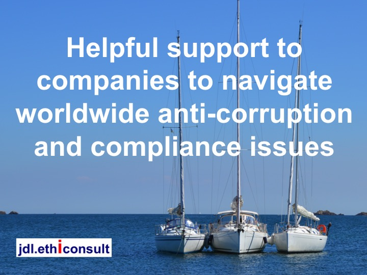 jdl ethiconsult preventigation helpful support to companies to navigate worldwide anti-corruption and compliance issues