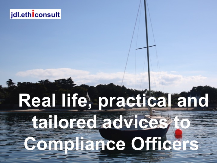 jdl ethiconsult real life practical and tailored advices to compliance officers business ethics