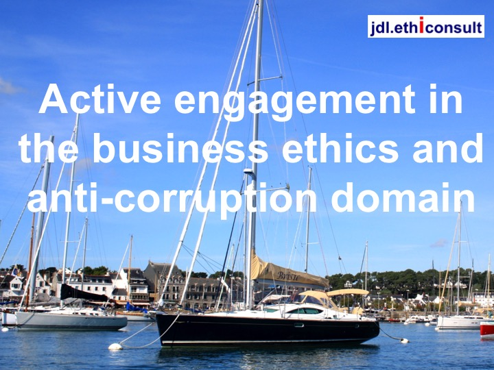 jdl ethiconsult preventigation active engagement in the business ethics and anti corruption domain